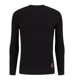 Black Stripe Jumper