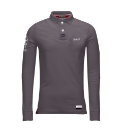 Dark Grey Polo Shirts