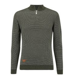Stallion Zip Neck Jumpers