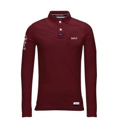 Wine Polo Shirts