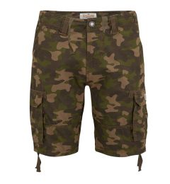Army Camo Casual Shorts 30