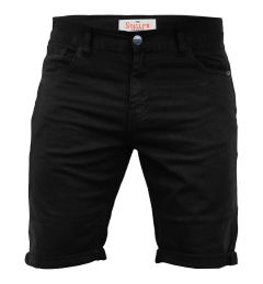 Stallion Casual Shorts-Black-30