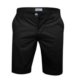 Mens Stretch Shorts 30 - Black