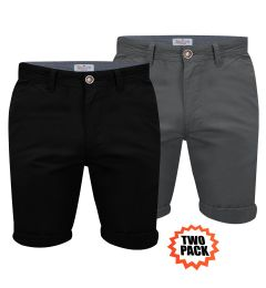 Bedford Chino Shorts (2 Pack)