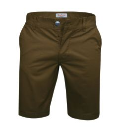 Mens Stretch Shorts 30 - Brown