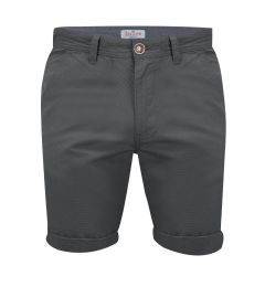 Mens Chino Shorts 2211-Dark Grey-30