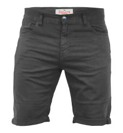 Stallion Casual Shorts-Dark Grey-30