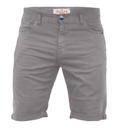 Stallion Casual Shorts-Light Grey-30