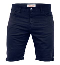 Stallion Casual Shorts-Navy-30