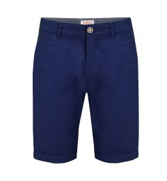 Mens Chino Shorts-Navy-30