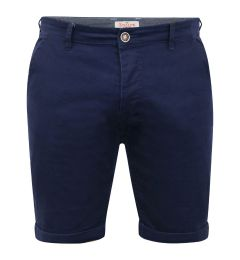 Lightweight Chino Shorts-Navy-30