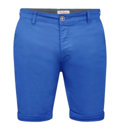 Lightweight Chino Shorts-Royal Blue-30