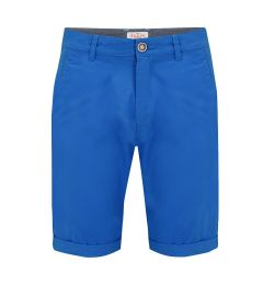 Mens Chino Shorts-Royal Blue-30