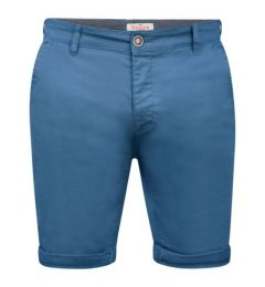 Lightweight Chino Shorts-Vintage Indigo-30